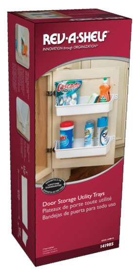 Door Storage Utility Trays 6232 14w 5 141985